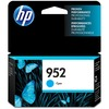 HP 952 (L0S49AN) Original Ink Cartridge - Inkjet - 700 Pages - Cyan - 1 Each