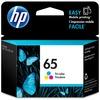 HP 65 (N9K01AN) Original Ink Cartridge - Inkjet - 100 Pages - color - 1 Each