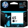 HP 65 (N9K02AN) Original Ink Cartridge - Inkjet - 120 Pages - Black - 1 Each