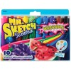 Mr. Sketch Scented Washable Markers - Narrow, Broad, Medium Marker Point - Chisel Marker Point Style - Black, Blue, Brown, Green, Orange, Pink, Purple