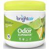 Bright Air Zesty Lemon Super Odor Eliminator - 14 fl oz (0.4 quart) - Lemon - 60 Day - 1 Each