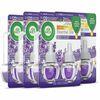 Air Wick Scented Oils - Oil - 0.7 fl oz (0 quart) - Lavender, Chamomile - 60 Day - 12 / Carton