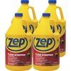 Zep Heavy-Duty Floor Stripper Concentrate - Concentrate Liquid - 128 fl oz (4 quart) - 4 / Carton - Blue