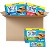 Nutri-Grain&reg Assortment Case - Individually Wrapped - Apple Cinnamon, Strawberry, Blueberry - Box - 1.30 oz - 48 / Carton