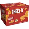 Cheez-It&reg Original Crackers - Low Fat - Cheese - Bag - 1 Serving Pouch - 1.50 oz - 45 / Carton