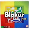 Mattel Blokus Game - Takes Less Than 1 Minute to Learn - Endless Strategy - Fun Challenges - For Whole Family