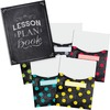 Creative Teaching Press Chalk It Up Class Organizer Pack - Academic - Weekly - 9 Month - Spiral Bound - Multicolor - Contact Sheet, Notes Area - 11 /