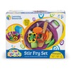 New Sprouts - Stir Fry Play Set - Plastic