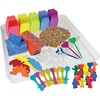 Roylco Sensory Tray Accessory Pack Kit - Classroom Activities - Recommended For 3 Year - 1 Kit