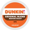 Dunkin' Donuts® Original Blend K-Cup - Compatible with Keurig Brewer - Regular - Original - Medium - 24 Pod - 24 / Box