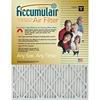 Accumulair Gold Air Filter - For Air Conditioner, Furnace - Remove Mold Spores, Removes Mildew, Remove Bacteria, Remove Micro Organisms, Remove Allerg