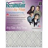 Accumulair Diamond Air Filter - For Air Conditioner, Furnace - Remove Mold Spores, Removes Mildew, Remove Bacteria, Remove Micro Organisms, Remove All