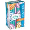 Paper Mate Flair Candy Pop Limited Edition Felt Tip Pen - Medium Pen Point - Assorted - Felt Tip - 36 / Box