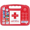 Johnson & Johnson All-purpose First Aid Kit - 140 x Piece(s) - 1 Each
