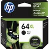 HP 64XL (N9J92AN) Ink Cartridge - Black - Inkjet - High Yield - 600 Pages - 1 Each