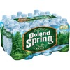 Poland Spring Bottled Spring Water - Ready-to-Drink - 16.91 fl oz (500 mL) - Bottle - 24 / Carton
