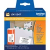 Brother Shipping Label - White - Paper - 180 / Roll - 1 / Roll