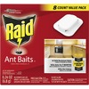 Raid Ant Baits - Ants - 0.24 oz - Tan - 8 / Box