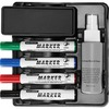 Lorell Dry-erase Marker Caddy Kit