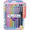 Paper Mate Flair Candy Pop Pack Felt Tip Pens - Medium Pen Point - 0.7 mm Pen Point SizeWater Based Ink - Felt Tip - 16 / Pack
