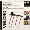 "VELCRO® Heavy Duty Stick On Fasteners - 16.33 yd Length x 2"" Width - 250 mil Thickness - 1 Each - Black"