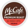 McCafé Premium Roast K-Cup - Compatible with K-Cup Brewer - Caffeinated - Premium, Arabica, Rich Aroma - Medium - 24 / Box - TAA Compliant