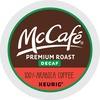 McCafé Premium Roast Decaf K-Cup - Compatible with K-Cup Brewer - Decaffeinated - Premium Roast Decaf, Arabica, Rich Aroma - Medium - 24 / Box