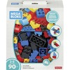 Mega Bloks Let's Build! Building Blocks Set - Theme/Subject: Learning - Skill Learning: Building, Imagination, Color, Shape, Creativity, Curiosity, Op