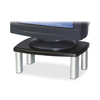 """3M Premium Adjustable Monitor Stand - Up to 21"""" Screen Support - 80 lb Load Capacity - CRT, LCD Display Type Supported - 5.8"""" Height x 12"""" Width - Fre"""