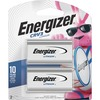 Energizer CRV3 Batteries, 2 Pack - For Multipurpose - 3 V DC - 3000 mAh - Lithium (Li) - 2 / Pack
