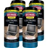 Weiman Products e-Tronic Wipes - For Multipurpose - Streak-free, Pre-moistened, Ammonia-free, Lint-free, Anti-static, Quick Drying - 30 / Can - 4 / Ca
