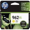 HP 962XL (3JA02AN) Ink Cartridge - Yellow - Inkjet - High Yield - 1600 Pages - 1 Each