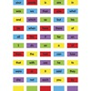"""Teacher Created Resources Cling Thingies Sight Words - 50 (Word) Shape - Write on/Wipe off, Removable, Residue-free - 1.25"""" Height x 2.63"""" Width x 11."""