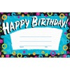 "Trend Harmony Birthday Recognition Awards - ""Happy Birthday"" - Multicolor - 30 / Pack"