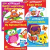 Trend Early Learning Wipe-Off Book Set Printed Book - Book