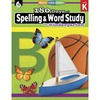 Shell Education 180 Days Spelling/Study Workbook Printed Book - Book - Grade K