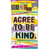 """Trend Kindness Matters ARGUS Posters Combo Pack - 13.4"""" Width - Multicolor"""