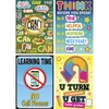 """Teacher Created Resources Class Inspirational Posters - 13.4"""" Width x 19"""" Height - Multicolor"""