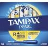 Tampax Tampon - Plastic Applicator - 36/Box - 432 / Carton - Anti-leak, Anti-slip, Comfortable