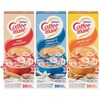 Coffee mate Variety Pack, Gluten-Free Liquid Coffee Creamer - Original, Hazelnut, French Vanilla Flavor - 150/Carton - 150 Serving