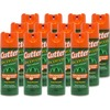 Cutter Backwood Insect Repellant - Spray - Kills Ticks, Chiggers, Gnats, No-see-ums, Fleas, Biting Flies, Mosquitoes - 6 fl oz - Clear - 12 / Carton