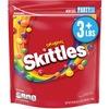 Skittles Original Party Size Bag - Orange, Lemon, Green Apple, Grape, Strawberry - Resealable Container - 3 lb - 1 Each