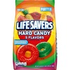 Life Savers Hard Candy - Cherry, Raspberry, Watermelon, Orange, Pineapple - Individually Wrapped - 3.12 lb - 1 Each