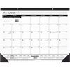 At-A-Glance 16-Month Monthly Desk Pad - Academic - Julian Dates - Monthly - 1.3 Year - September 2020 till December 2021 - 1 Month Single Page Layout