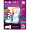 """Avery® Ready Index Binder Dividers - Customizable Table of Contents - 12 x Divider(s) - Printed Tab(s) - Month - Jan-Dec - 12 Tab(s)/Set - 8.5"""" Di"""