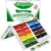 Crayola 240 Count Colored Pencils Classpack - 12 colors - 3.3 mm Lead Diameter - Assorted Lead - 240 / Box