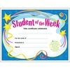 "Trend Student of The Week Award Certificate - ""Student of the Week"" - 8.50"" x 11"" - 30 / Pack"
