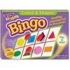 Trend Colors and Shapes Learner's Bingo Game - Theme/Subject: Learning - Skill Learning: Color Matching, Shape - 4-7 Year