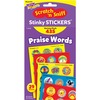 Trend Praise Words Jumbo Stinky Stickers - 432 (Assorted) Shape - Self-adhesive - Acid-free, Non-toxic, Photo-safe, Scented - Assorted - Paper - 435 /