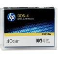 DDS4 Tape Cartridge, 20GB/40GB, 4 mm, 150M